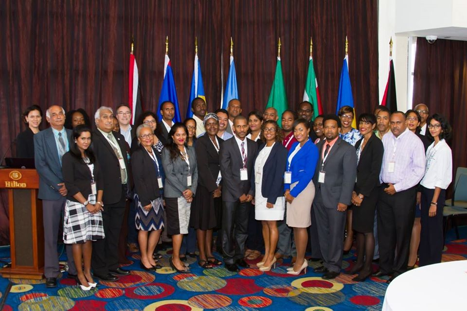 Development and Implementation of a Sustainable Management Mechanism for POPs in the Caribbean