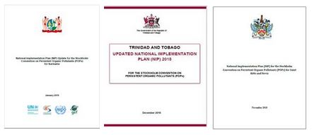 Update of National Implementation Plans